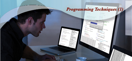 Course Image Programming Techniques (1) - Fall Semester - 2018/2019
