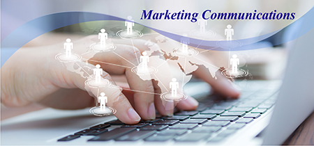 Course Image Marketing Communications - Fall Semester - 2018/2019
