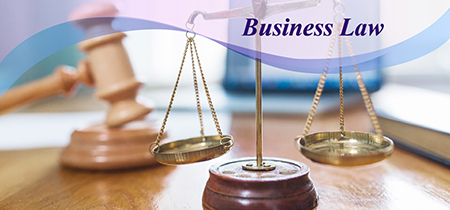 Course Image Business Law - Summer Semester - 2018/2019