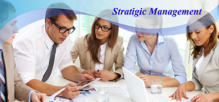Course Image Strategic Management - Fall Semester - 2018/2019